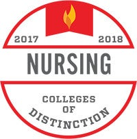 Masters in Nursing Online - College of Distinction 2017-2018