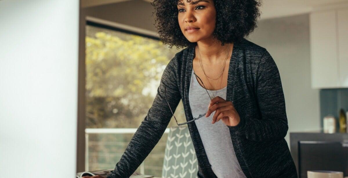 Understanding Networking Best Practices Woman