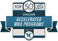 Online MBA in Management from Walsh University